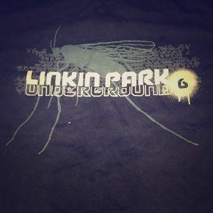 Other - Linkin Park Underground large black t shirt